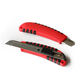 Steel China Knife 18mm OEM Made in China Hand Tools Multi Functional Cutter Knife ZMN 8810