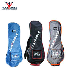 PLAYEAGLE Waterproof Dustproof Golf Bag Outdoor PVC Golf Rain Cover Zippered Travel Golf Trolley Bag