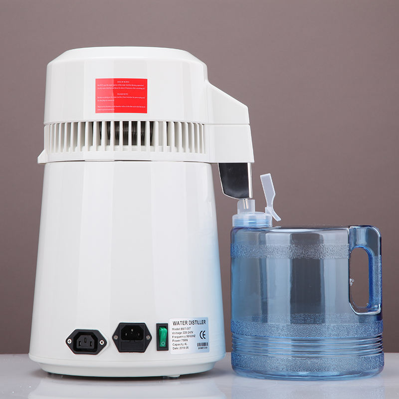 Commercial Home Dental Use Portable Energy Efficient Water Distiller