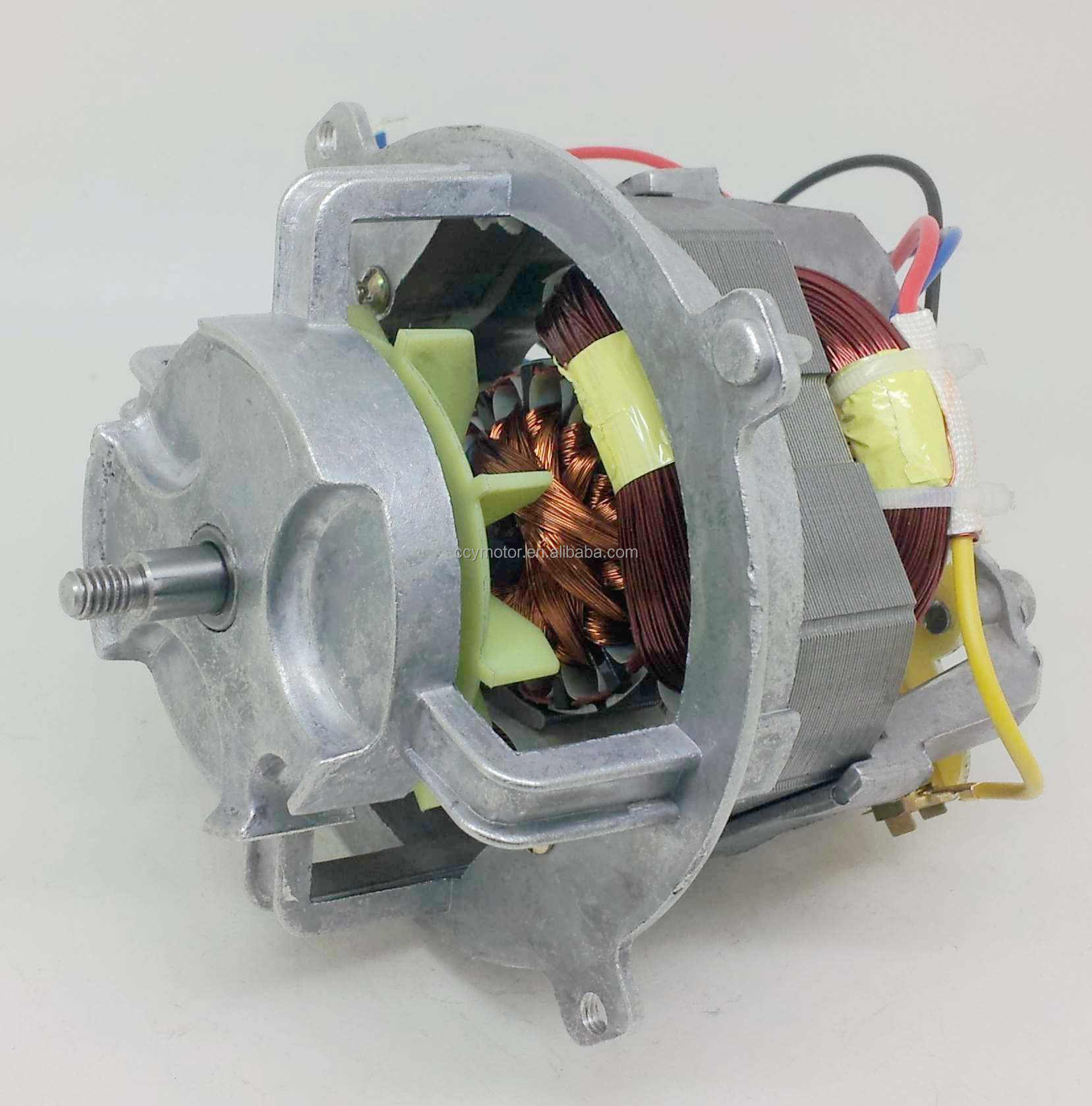 AC MOTOR 8825A UNIVERSAL MOTOR FOR FOOD PROCESSOR, MULTIFUNCTIONAL BLENDER, MIXER