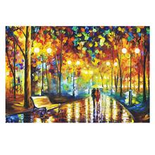 wooden Jigsaw puzzle 1000 pieces world famous painting adult children toys home decoration collect Assembling puzzles toy