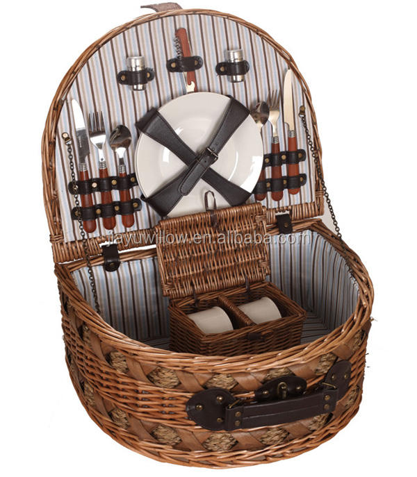 picnic baskets set half round hanging basket cheap picnic basket