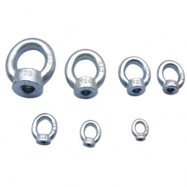 중국 Supplier stainless steel 닻 눈 링 nut