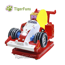 Wholesale Coin Operated Outdoor Kiddle Riders- Super Cool Car Ridder