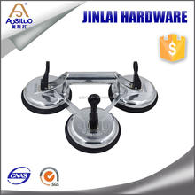 3-cup suction tile vacuum glass handling lifter triple