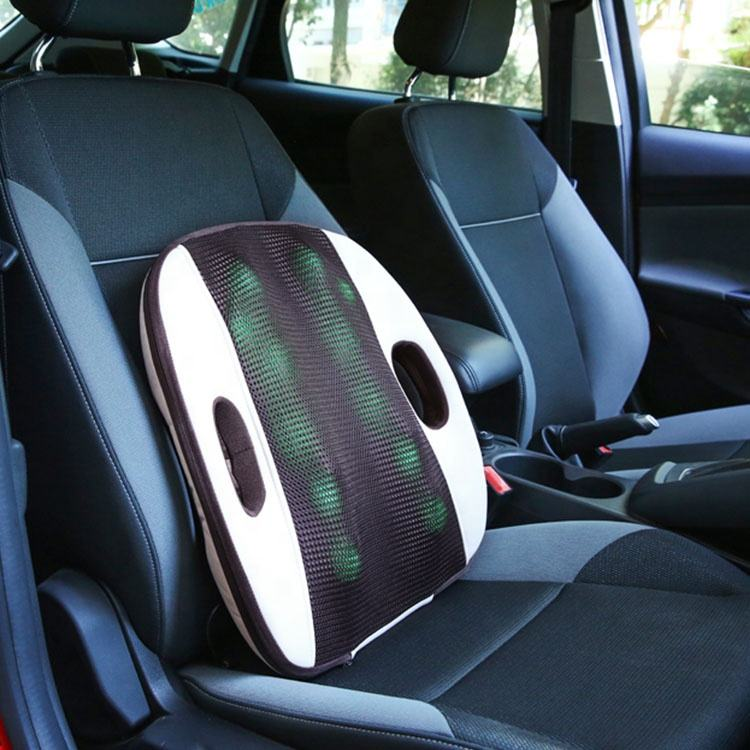 Car Shiatsu Massage Cushions Lumbar Back
