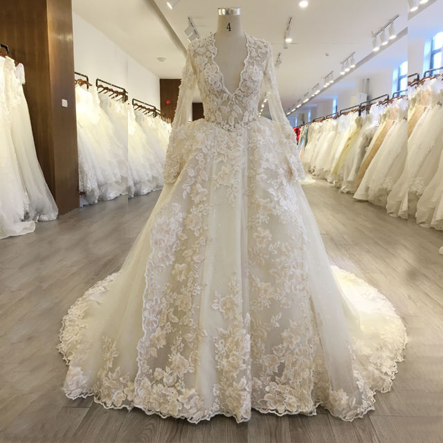 Hot princess wedding dress 2019 fashionable cheap wedding dresses