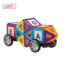 Wholesale intelligence 78pcs magnetic block toys for children CPSC, CE, EN71, ASTM