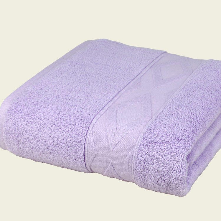 Professional bath tower 100% cotton 500gsm with high quality