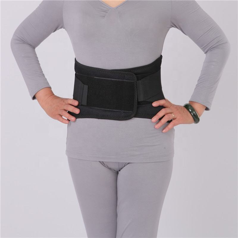 Factory Discount Promotion Lower Back Support Belt Waist Support Waist Trimmer Belt