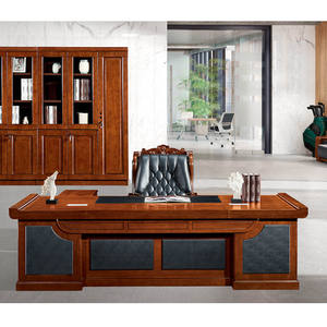 Office Executive Manager CEO Director Big Boss Table Design