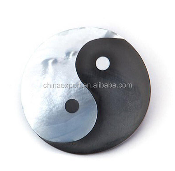 China jewelry wholesale Yin Yang Necklace