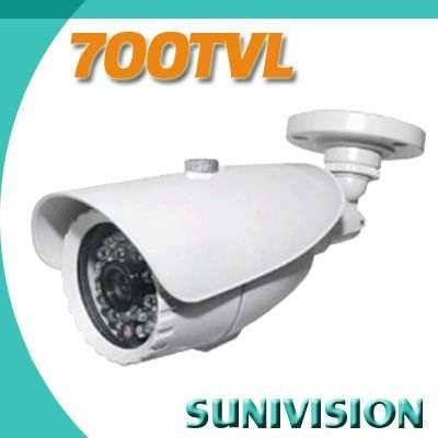 Angle de vision de 180 degrés ATR / OSD / DNR <span class=keywords><strong>SONY</strong></span> <span class=keywords><strong>700TVL</strong></span> <span class=keywords><strong>Caméra</strong></span> de sécurité CCTV
