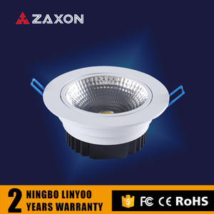 중국 공급 업체 7 와트 COB Led 스포트 라이트 gu10 mr14 led 스팟 램프