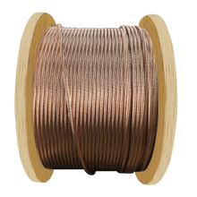 CCS40%copper clad steel strand wire