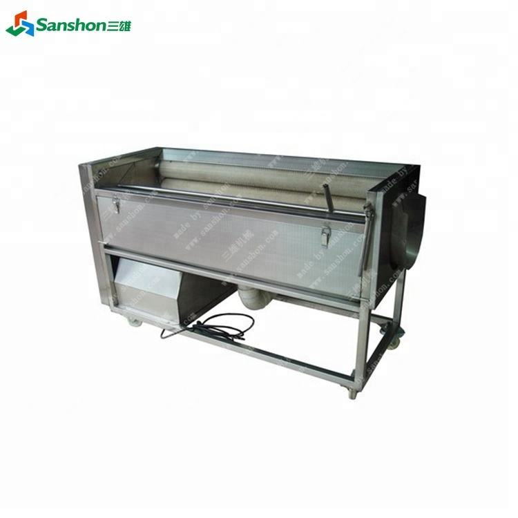 Commercial Potato Peeler Peeling Machine