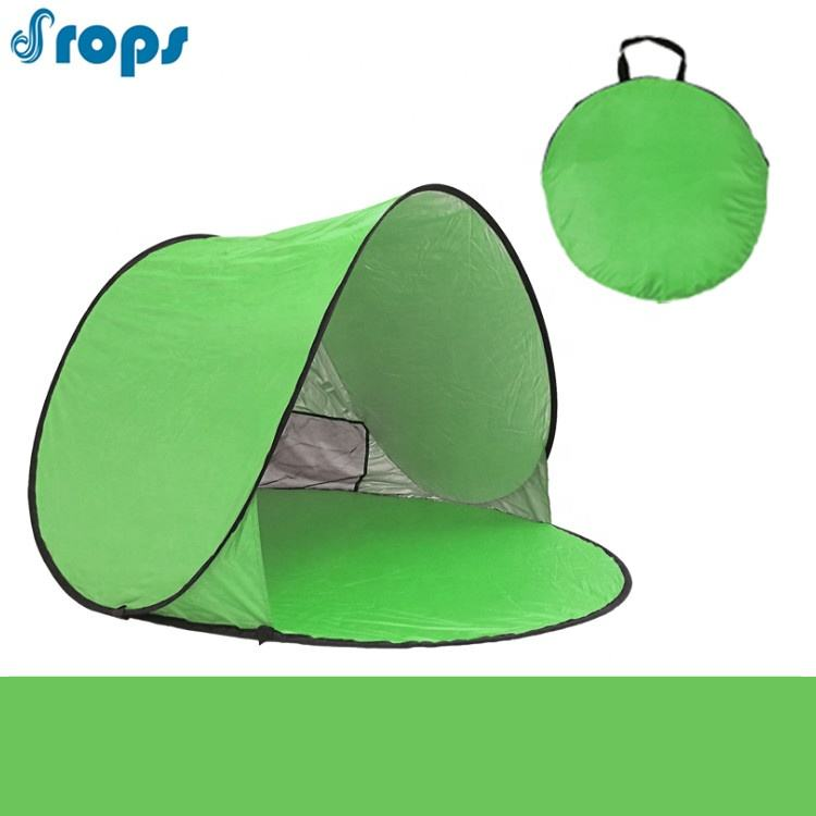 Pop Up Instant Draagbare Backpacken Suv Strand Zon Schuilplaatsen Tent