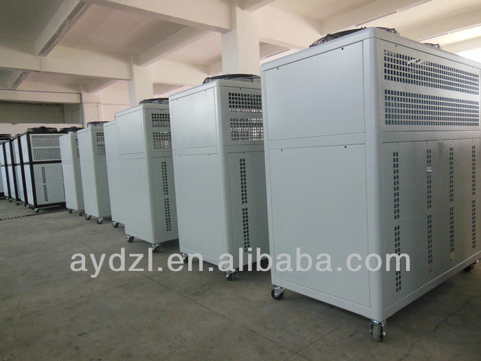 swimming pool heater chiller (air chiller system)