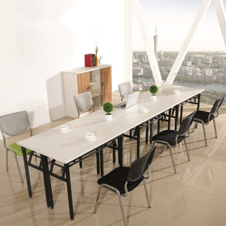 Plywood Round Foldable Table Pvc Foldable Round/Long Party Top Dining Table