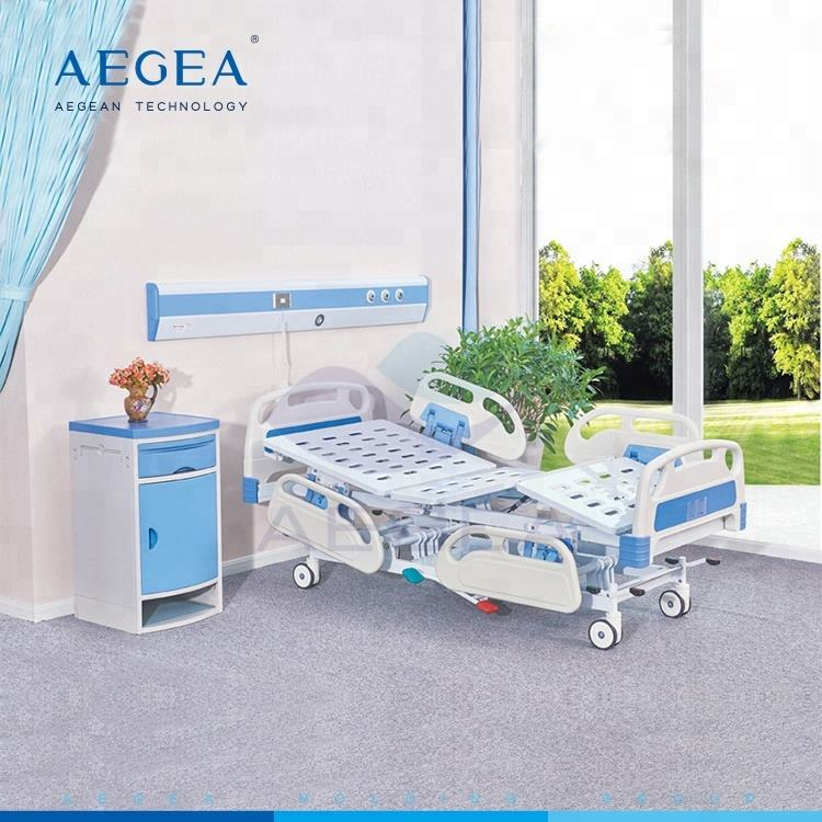 AG-BMY002 multifunction healthcare adjustable therapy recovery hydraulic medical bed price