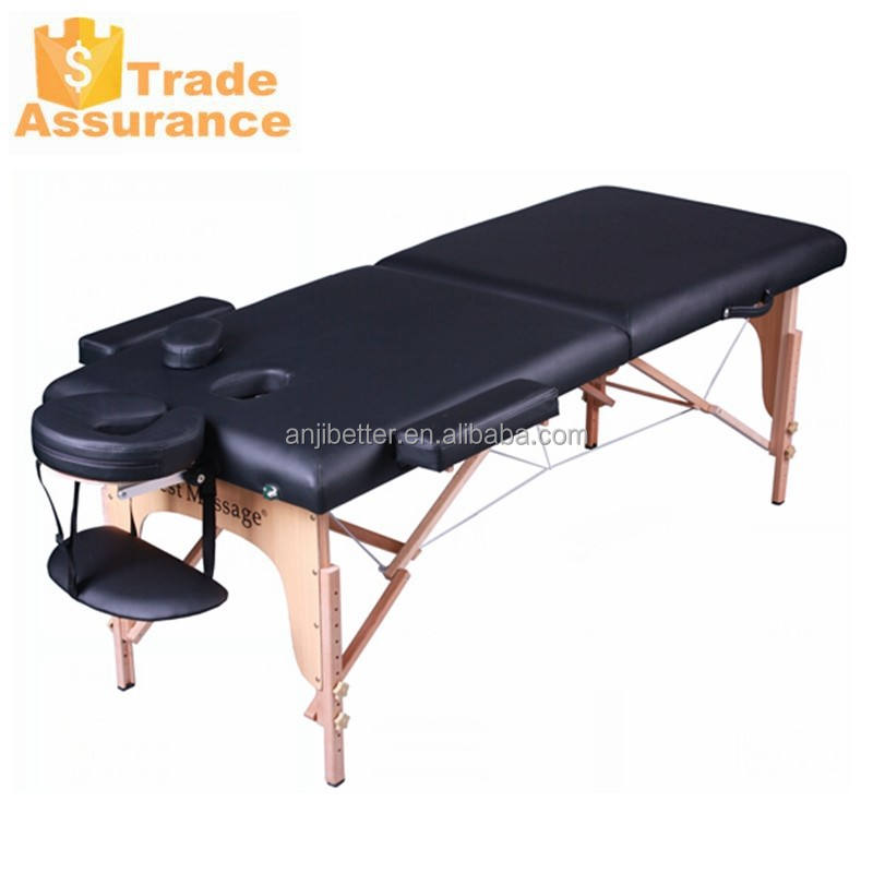 Better folding massage bed,portable massage table