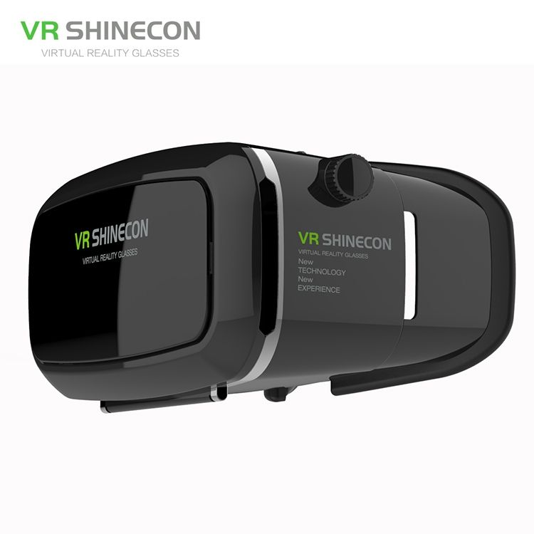 2018 hot selling and adjustable VR googles 3d virtual reality glasses
