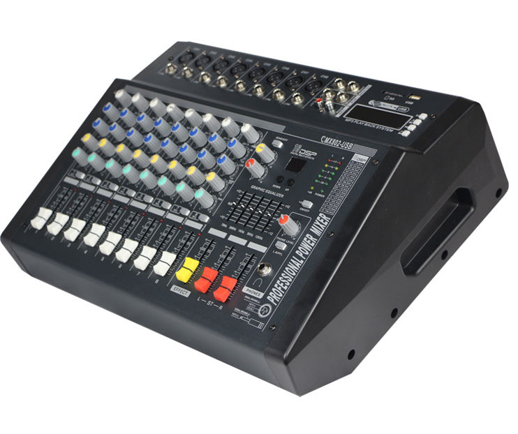 PMX802 Pmx Power Mixer USB