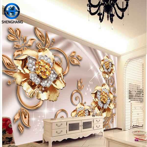 Home Interior Design 3d Wall Decoration Modern House 3d Wall Mural Ceramic Wall Tile Buy 3d Tile 3d Wall Tile Tiles Product On Alibaba Com