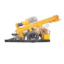 200m portable Rock Drill DTH Small well drilling rig machine for water