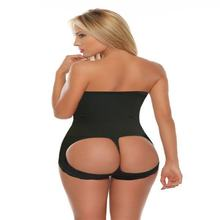 Wholesale seamless weight loss shapewear bodysuit hip lift high waist shapewear for women