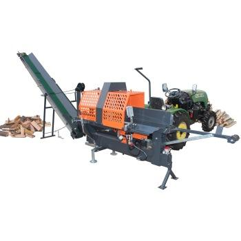 2018 New CE 20T PTO Firewood Processor/Log Splitter/Wood Chipper