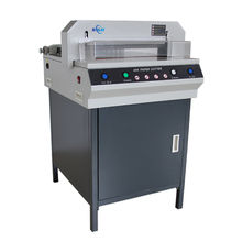 Sigo 450V+ precise  automatic paper cutter cutting machine
