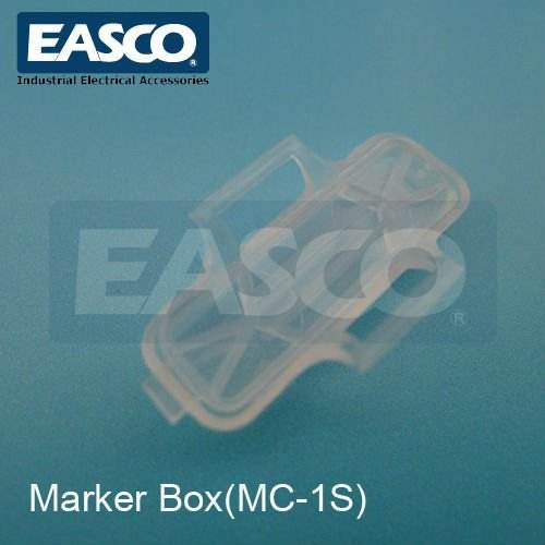EASCO PVC Cable Tag Marker box