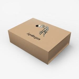 Wholesale Logo customized extension magnetic paper gift box for packaging
