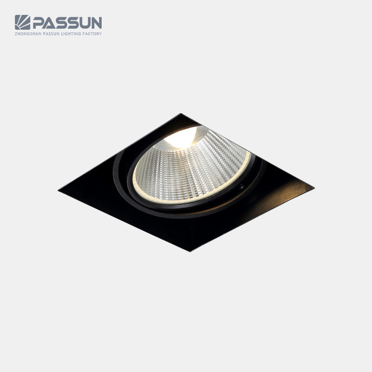 modern rimless frames trimless downlight trimless plaster-in recessed downlight