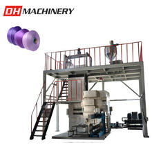 FDY PP polypropylene multifilament yarn drawing machine