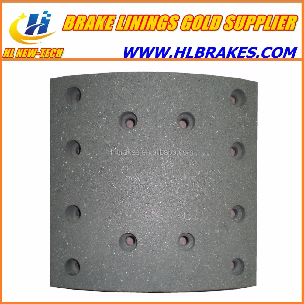 19554 Iveco Brake Lining for Iveco Truck Front Axle Rear Axle