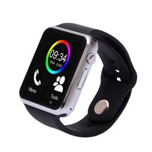 Dropshipping Hot Bluetooth Smartwatch A1 Fitness Tracker with Camera SIM Card Slot Pedometer Sports Touch Screen Smartwatch