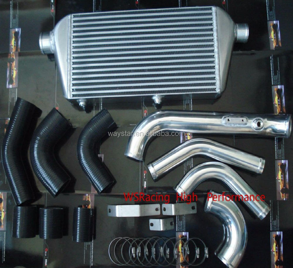 4wd front mount intercooler kit for toyota hilux prado 1kzte FMIC front mount intercooler