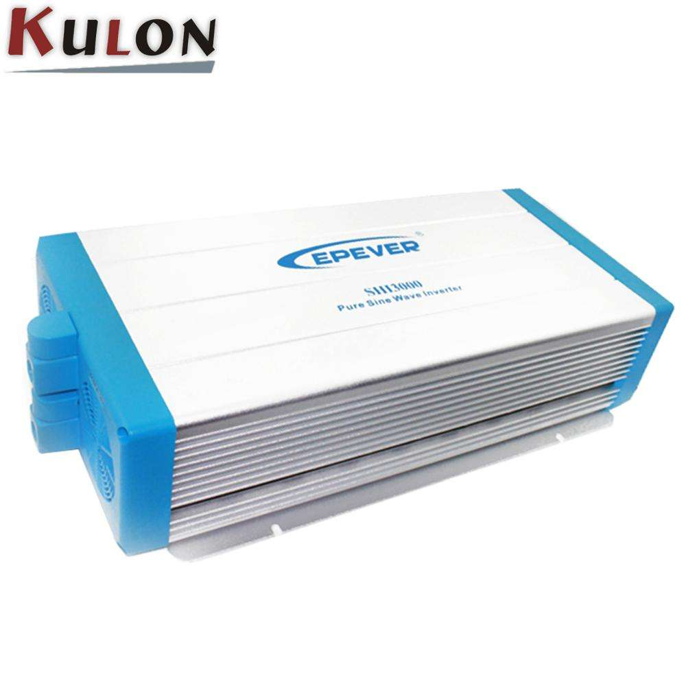 epever single phase 3000w pure sine wave inverter SHI3000-42