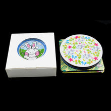 OEM promotional tea cup coaster set