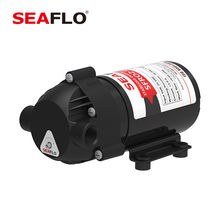 SEAFLO 24V DC 400 GPD 130 PSI RO High Pressure Booster Pump