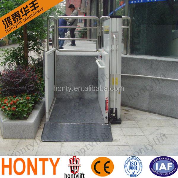 رفع كرسي متحرك منصة/ رافع كرسي متحرك/ متحرككراسي المصنوعة في الصين