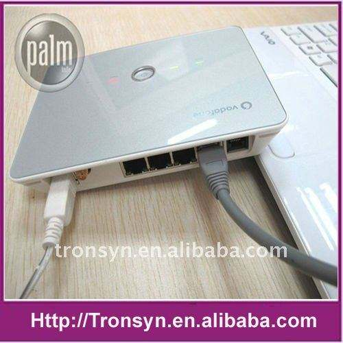 Original B970 HSPA 3g wireless router with sim card slot