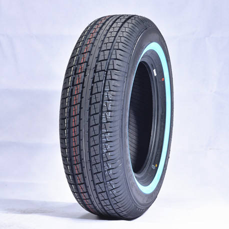 wholesale cheap price chinese brand tyres radial in China white wall tires 235/75R15