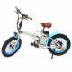 Electric bicycle 2017 optional colors fat tire portable smart folding electric bikes for beach snow all terrain 400w 48V e-bike
