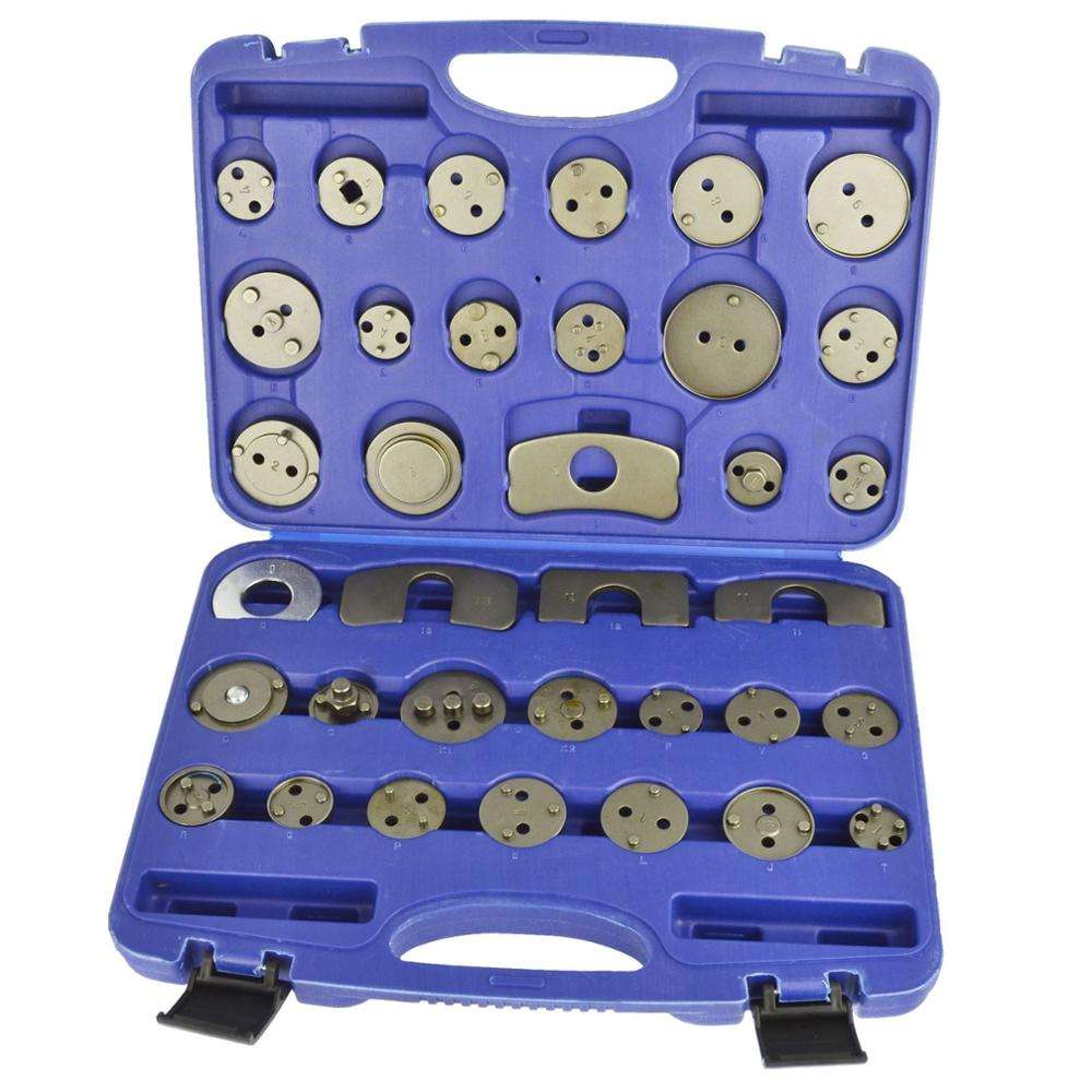 Bremssattel Pad Kolben Wind Zurück Adapter Set 35 pcs Kit