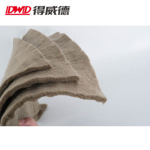 (High) 저 (Quality 열 Insulation 방음을위한 Materials (kindle Fire proof 현무암 섬유 Felt