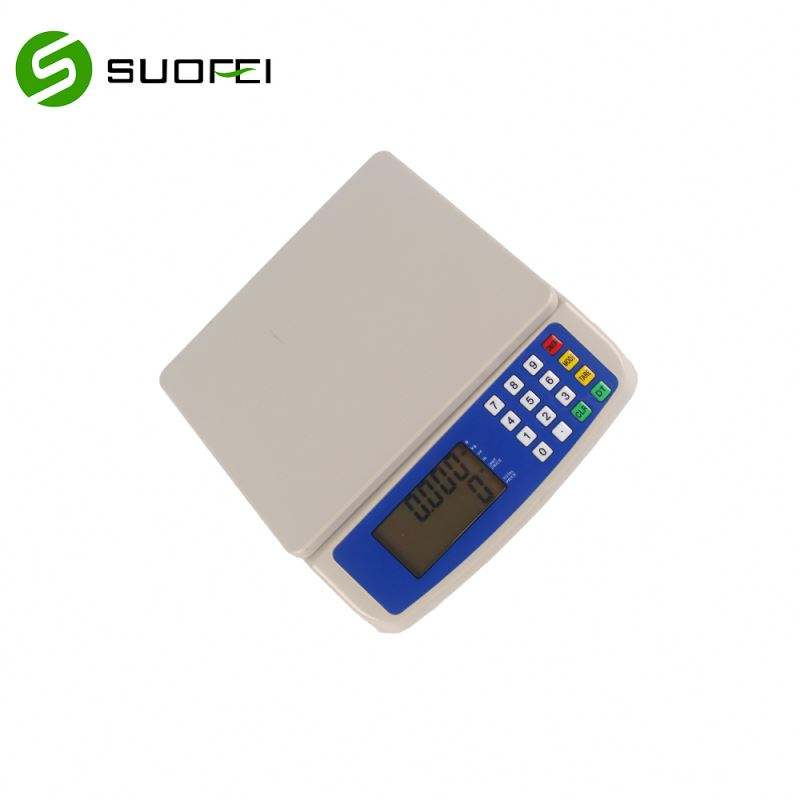 30Kg Digital Price Food Meat Produce Computing Weight Scale for Cafeteria Candy Grocery Deli Restaurant Market Fa