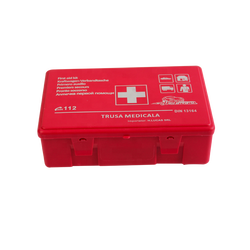 High Quality Germany DIN13164 First Aid Kit Plastic First Aid Box